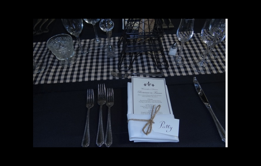 Spring Wine Pairing Dinner at Johnson Estate Winery