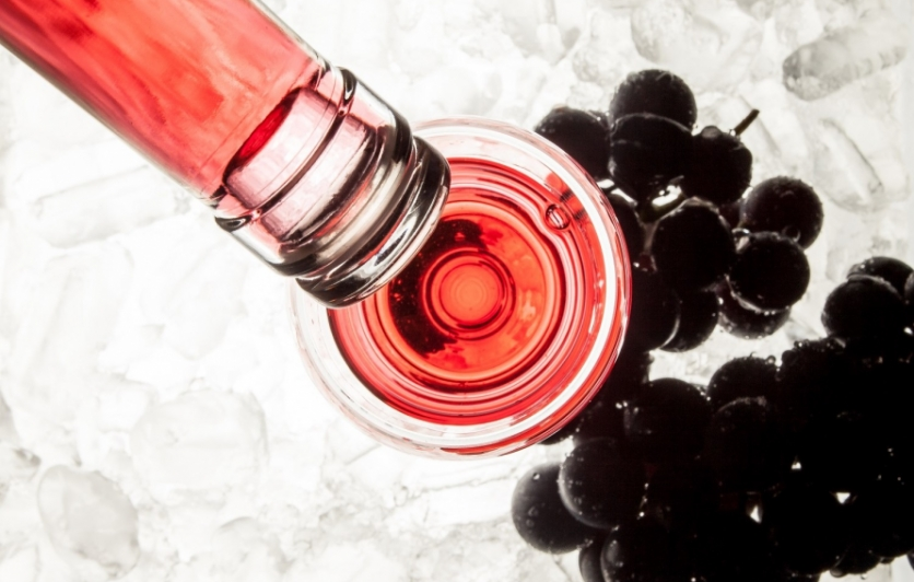Ice Wine on Ice
