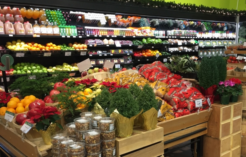The East Aurora Coop offers fresh produce daily.