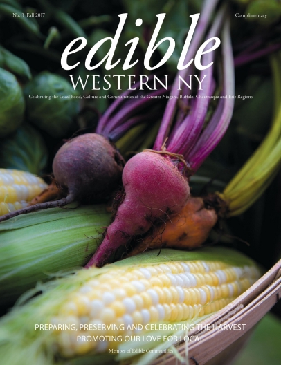Edible Western NY Fall 2017 Cover