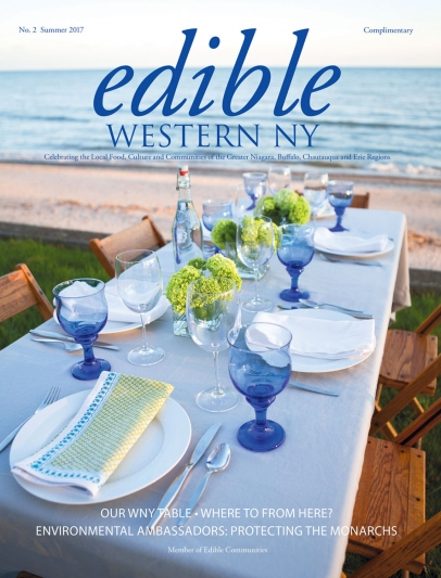 edible western ny summer cover