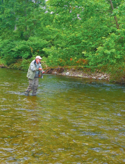 Trout Fishing In Western New York | Edible Western NY