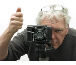 Photographer Ed Bernik
