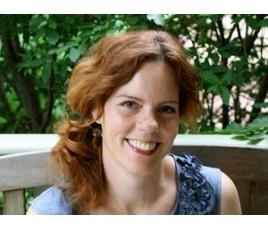 Author Kate Hagel