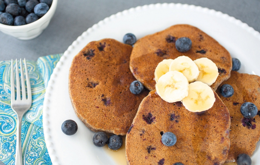 Buckwheat And Blueberry Pancakes Edible Western Ny