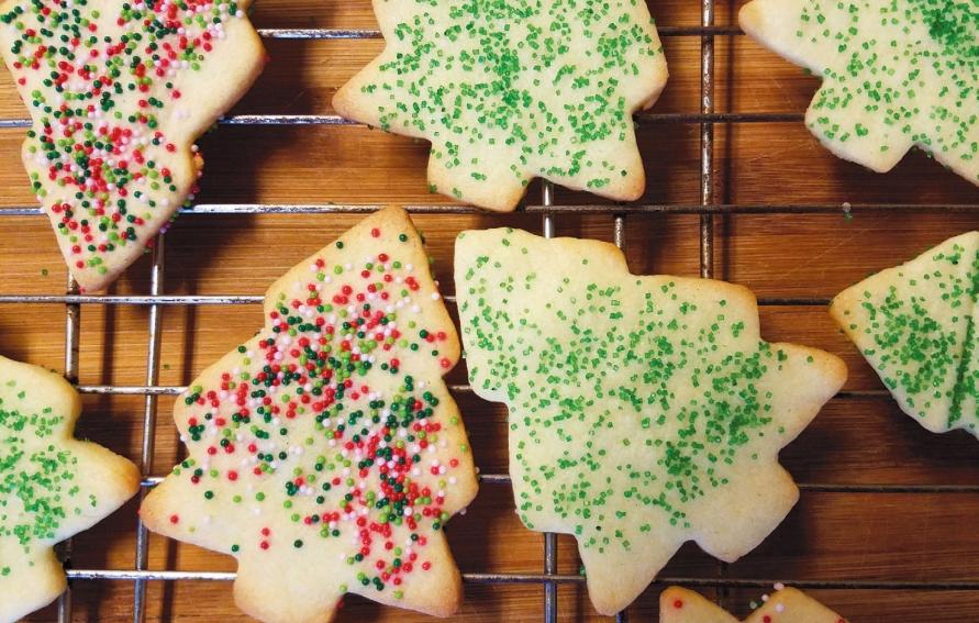 Mrs Scherrer S Rolled Sugar Cookies